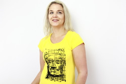 Angkor Wat t-shirt women