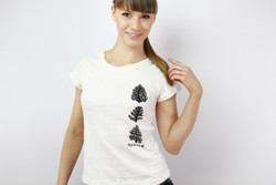 Super soft Cambodian tree of life t-shirt (fitted)