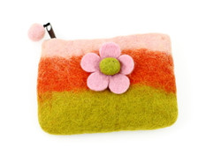 flower purse for kids