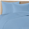 Sky Blue Colored Bamboo Sheet