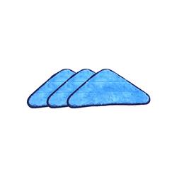 MicroFiber Triangle Mop Head (3 pack)