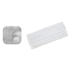 MicroFiber Mop Dust Pad White