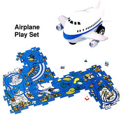 Puzzle Car (Airplane)