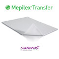 Mepilex Transfer Foam Dressing  6 X 8 Inch (5/BOX)