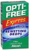 Contact Lens Rewetting Drops Opti Free Express 10 mL (1 EA) (Alcon 65019309)