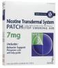 Stop Smoking Aid 7 mg Transdermal Patch (Box of 7) (Novartis 67512407)