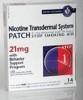 Stop Smoking Aid 21 mg Transdermal Patch (Box of 14) (Novartis 67512614)