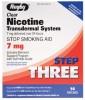 Stop Smoking Aid 7 mg Transdermal Patch (Box of 14) (Major Pharmaceuticals 536589488)