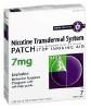 Stop Smoking Aid 7 mg Transdermal Patch (Box of 14) (Novartis 67512414)