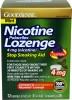 Stop Smoking Aid GoodSense 4 mg Lozenge (Case of 6) (Geiss, Destin & Dunn LP87305)