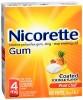 Stop Smoking Aid Nicorette 4 mg Gum (1 Box) (Glaxo Smith Kline 30766785760)