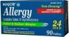 Allergy Relief 10 mg Tablet 90 per Bottle (1 Bottle) (Major Pharmaceuticals 904572889)