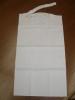 Bib McKesson Ties Disposable Poly / Tissue (Case of 300) (McKesson 18-964)