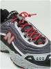 Shoelaces IBungee Black (2 Pair) (Sammons Preston 555483)