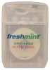 Dental Floss Freshmint Waxed 12 Yards Mint (Case of 144) (New World Imports DF12)