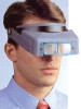 Binocular Headband Magnifier Optivisor 3.5X Power (1 EA) (Alimed 9-765/NA/5DI)