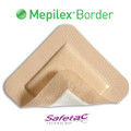 Mepilex Border Foam Dressing 3x3 Inch (Molnlycke #295200, Case of 70)