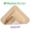 Mepilex Border Foam Dressing 3x3 Inch (Molnlycke #295200, Case of 70)