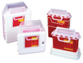 Designed for small and remote medical waste generators for convenient and secure disposal using the US Postal Service