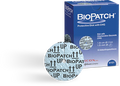 Through its proprietary delivery technology, BIOPATCH® provides proven sustained antimicrobial action over 7 days.  Continuous release of CHG provides 360° protection for 7 days – for ongoing antisepsis between dressing changes.