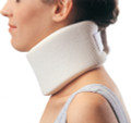 ProCare Cervical Collar High Density Medium Contoured Serpentine 3-1/2 Inch Height 21 Inch Length (DJO 79-83095)