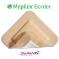Mepilex Border Foam Dressing 6x6 Inch (Molnlycke #295400, Case of 50)