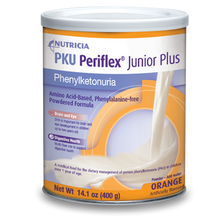 Periflex® Junior Plus PKU Drink Orange Flavor 14.1 oz Can (Case of 6 Cans) (Nutricia 89476)
