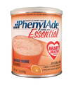 PKU Oral Supplement PhenylAde Essential Orange Crème 1 lb. Can Powder (Case of 4) (Applied Nutrition 9533)