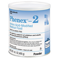 Phenex-2® Vanilla 14.1 oz. Can Powder (Case of 6) (Abbott 55755)