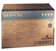 Coulter® diff Ac•T Pak™ Buffered Diluent and Lytic Agent (8547134)