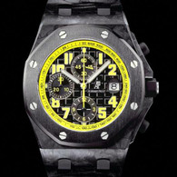 Audemars Piguet Royal Oak Offshore Forged Carbon BUMBLEBEE (sealed) 26176FO.OO.D101CR.03