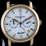 VACHERON CONSTANTIN 18k Rose Gold JUBILEE 1755 Limited Ed of 501 pcs ~ 85250/000R-9143