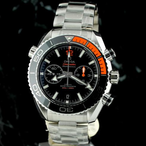 Omega Seamaster Planet Ocean Chronograph Orange