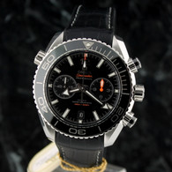OMEGA SEAMASTER Planet Ocean Chrono BLACK 46mm CoAxial 215.33.46.51.01.001