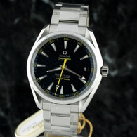 OMEGA James Bond SPECTRE Seamaster Aqua Terra 41.5mm  231.10.42.21.03.004