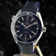 OMEGA Seamaster PLANET OCEAN BLUE 43.5mm  215.33.44.21.03.001