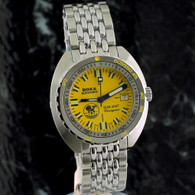 DOXA SUB 300T Divingstar POSEIDON EDITION Automatic Limited Ed of 500 pcs