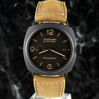 Panerai PAM 505 RADIOMIR COMPOSITE BLACK SEAL 3 Days Automatic PAM00505 SPECIAL EDITION