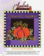 Enchanted Pumpkin with CD