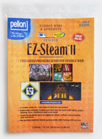 EZ-Steam II Sheets 12 in x 9 in, 5 sheets per pkg