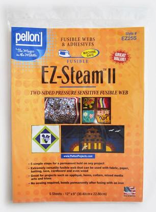 EZ-Steam II Sheets 12 in x 9 in, 5 sheets per pkg