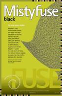Mistyfuse Black 20in x 90in