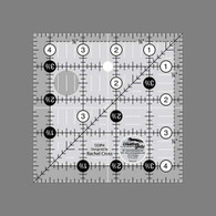 Quilting Ruler 4 1/2in Square