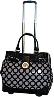 The Gia Rolling Sewing Machine Tote