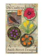 Pincushions Pattern #3 CD