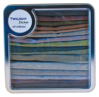 Twilight Escape Silk Collection