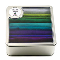 Sparkle Table Runner Silk Collection