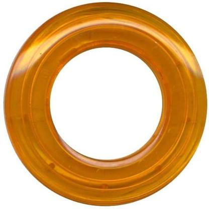 Grommets 25mm Round 8/pkg Clear Marigold