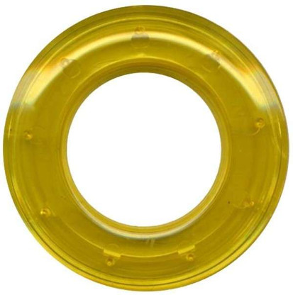 Grommets 25mm Round 8/pkg Clear Lemon