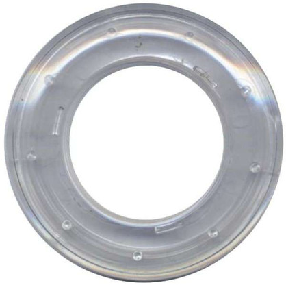 Grommets 25mm Round 8/pkg Clear Transparent